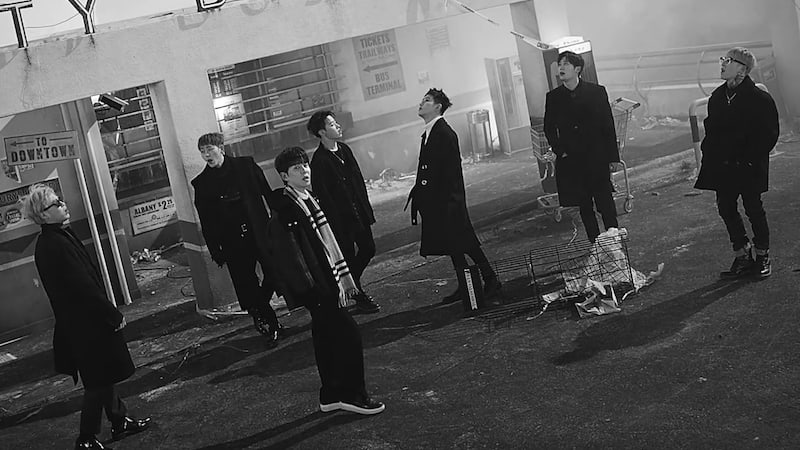 """Watch: Block B Says """"Don't Leave"""" In MV For New Title Track"""