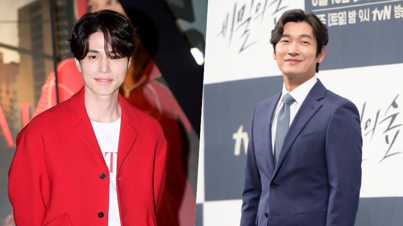 Lee Dong Wook And Cho Seung Woo Confirmed For New JTBC Drama