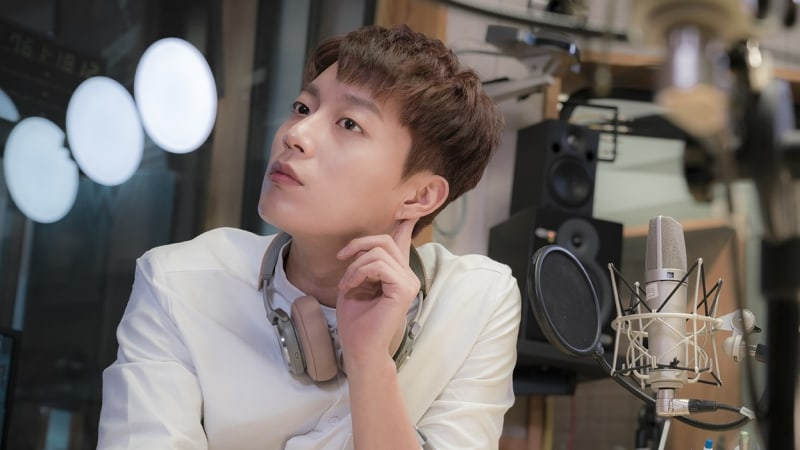 "Highlight's Yoon Doojoon Reveals Why He Chose ""Radio Romance"" For First Drama In 2 Years"