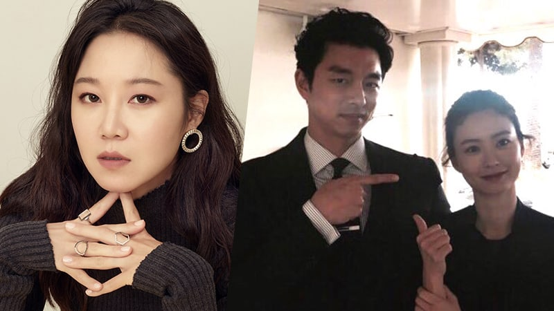 Image result for Gong Yoo And Jung Yoo Mi