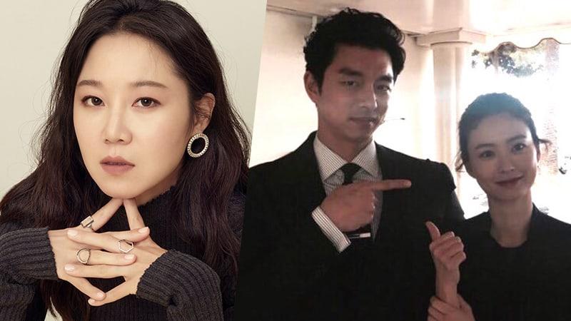 Gong Hyo Jin Hilariously Reacts To Gong Yoo And Jung Yoo Mi's Marriage Rumors