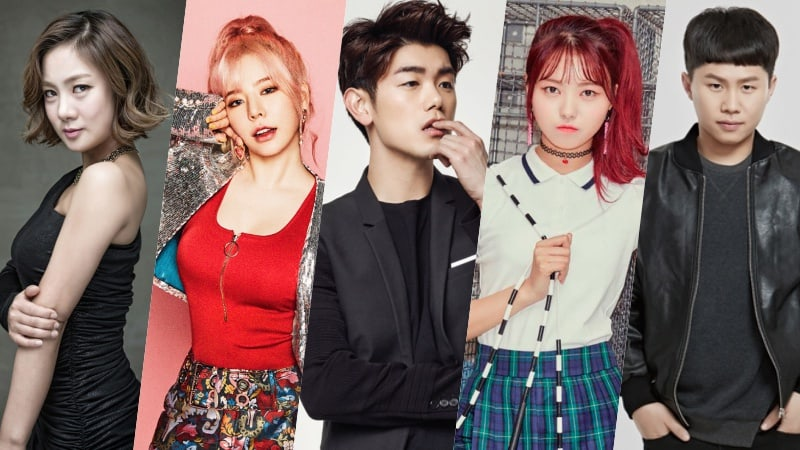 Girls' Generation's Sunny, Eric Nam, PRISTIN's Nayoung, And More Join New Variety Show