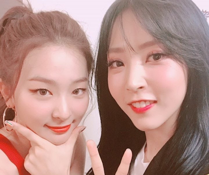 Red Velvet's Seulgi To Feature In Moonbyul's Solo Track On MAMAMOO's Album