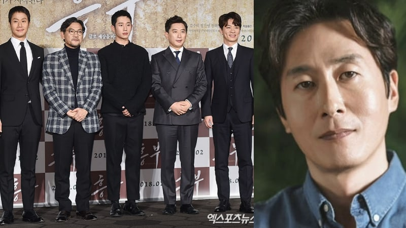 """Film """"Heungbu"""" Cast And Director Share Memories Of Their Time On Set With Kim Joo Hyuk"""