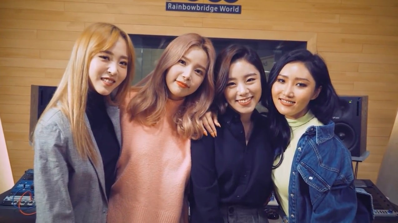Watch: MAMAMOO Talks About Times They've Cried In The Recording Studio