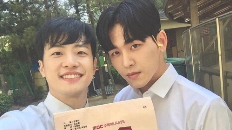 "Hoya Shares His Sincere Thoughts On Close Friend Feeldog's Success On ""The Unit"""