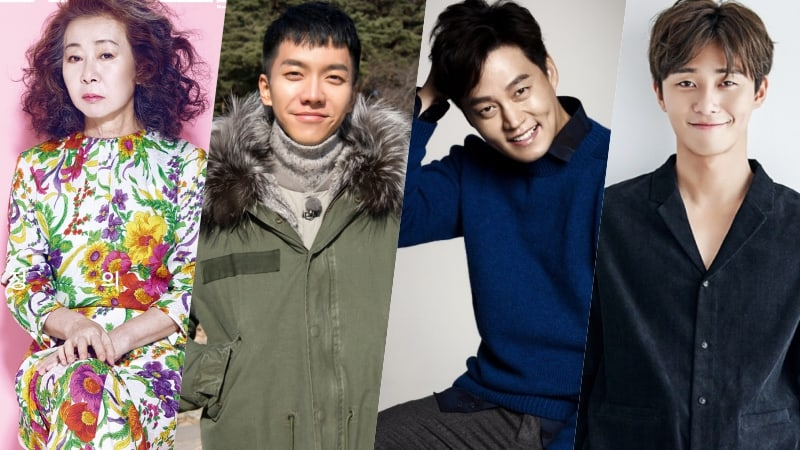 Yoon Yeo Jung Describes What It's Like To Work With Lee Seung Gi, Lee Seo Jin, And Park Seo Joon