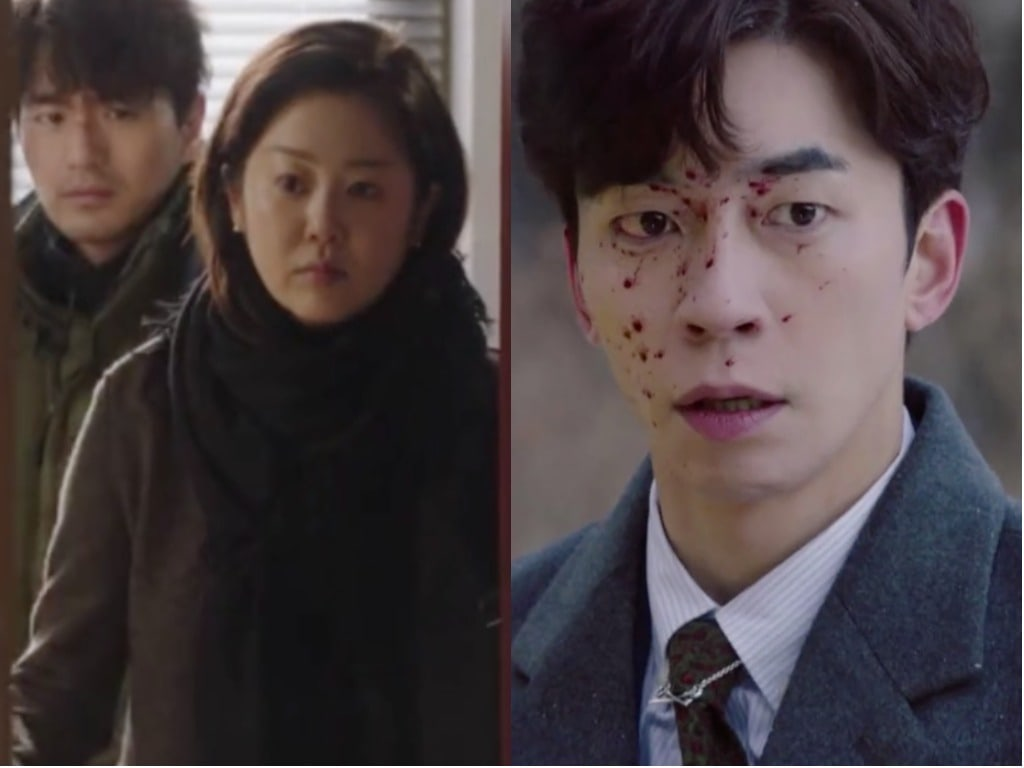 """Watch: Go Hyun Jung And Lee Jin Wook Take On Some Crazy Rich People In New Trailer For """"Return"""""""