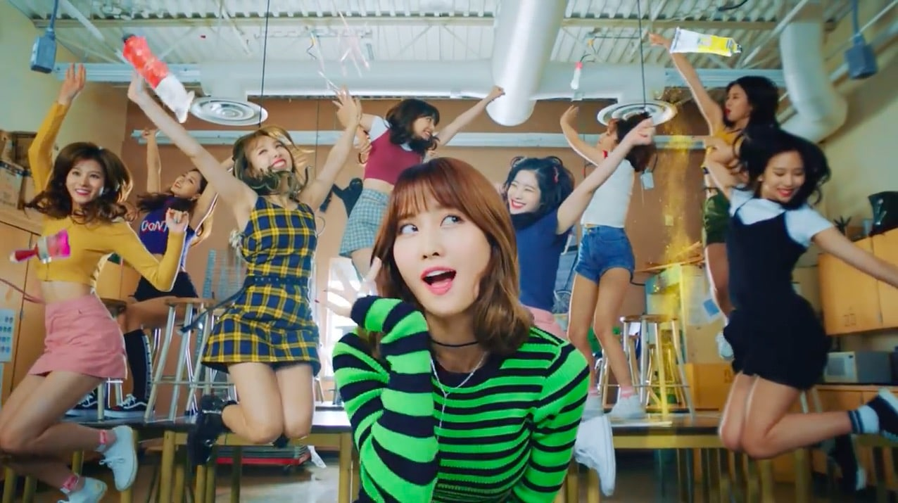 "TWICE's ""Likey"" Becomes Fastest K-Pop Girl Group MV To Hit 150 Million Views"