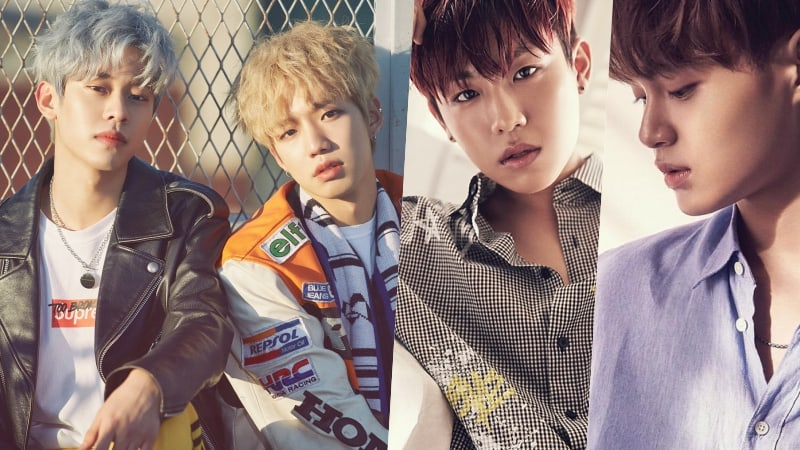 MXM Talks About Support They've Received From Wanna One's Park Woo Jin And Lee Dae Hwi