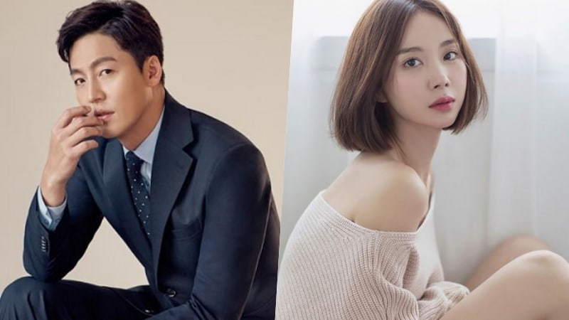 Update: Actor Lee Jung Jin And Former 9MUSES Member Euaerin Confirm Their Relationship