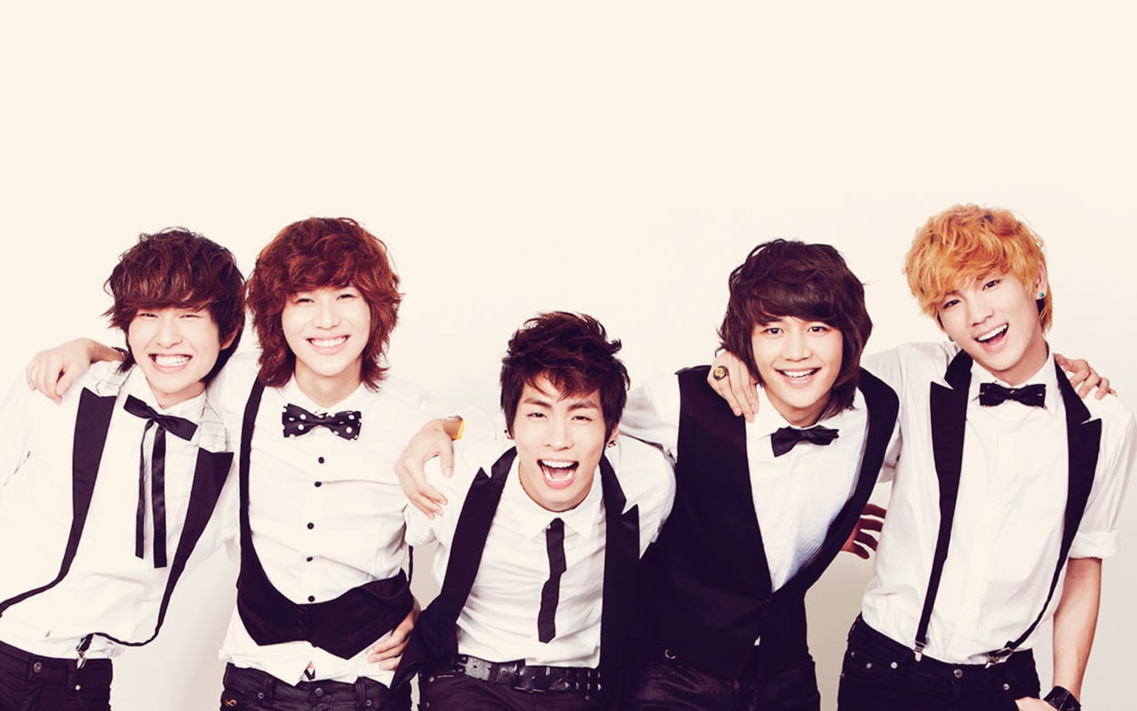 16 Memorable Things About SHINee That Will Put A Smile On Your Face