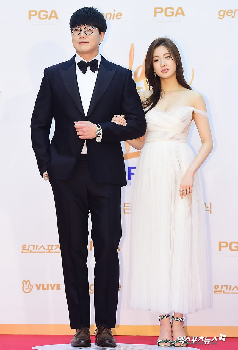 Sung Si Kyung dan Kang Sora