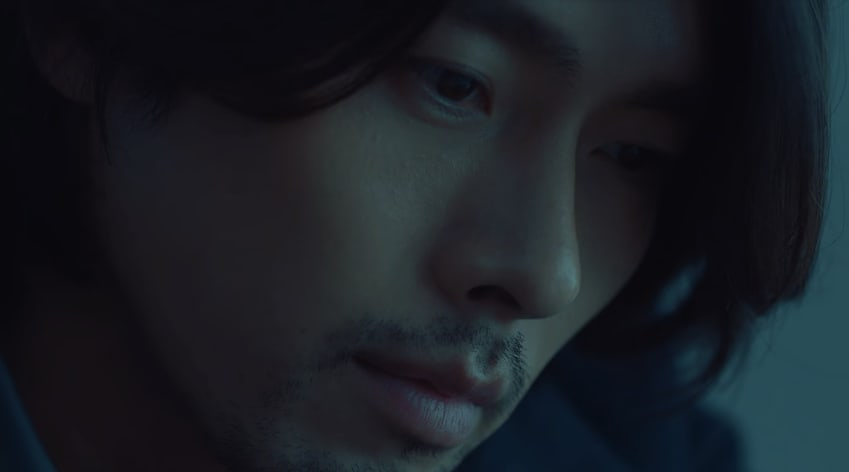 "Watch: Kim Dong Ryul Waits For A ""Reply"" In New MV Starring Hyun Bin"