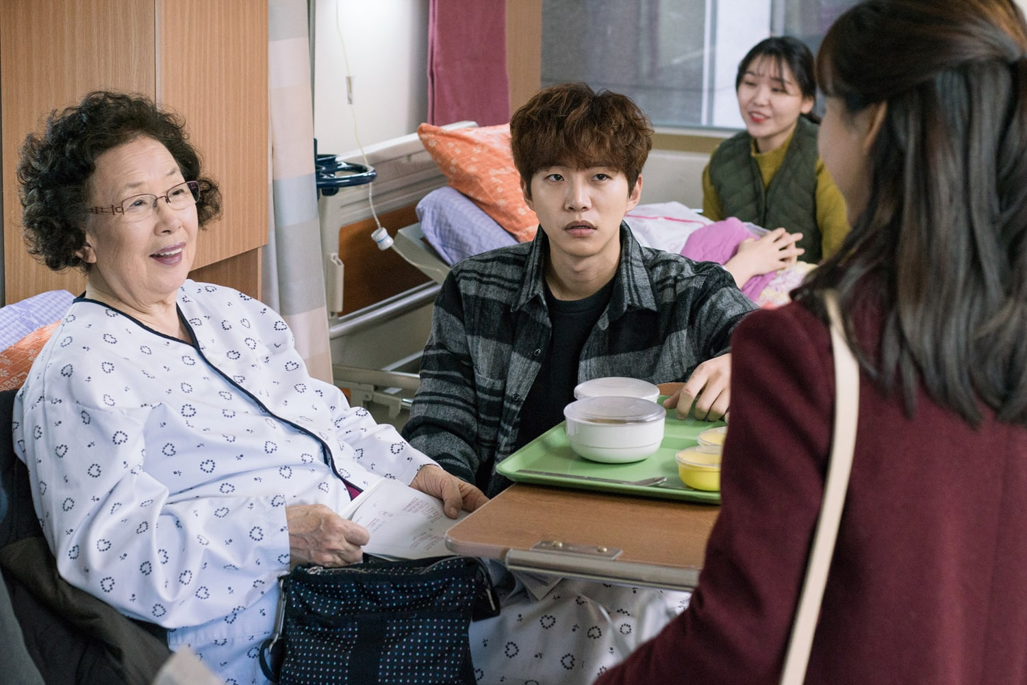 "2PM's Junho Opens Up About Working With Veteran Actress Na Moon Hee On ""Just Between Lovers"""