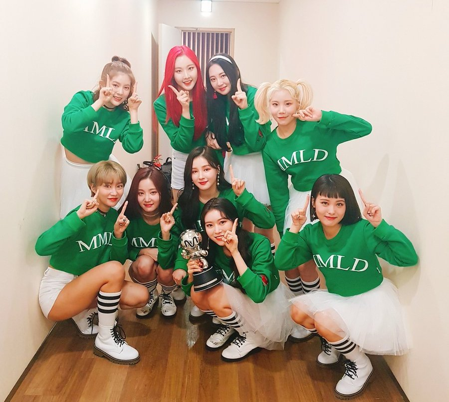 "Watch: MOMOLAND Takes 1st Ever Win With ""BBoom BBoom"" On ""M!Countdown,"" Performances By INFINITE, Block B, And More"