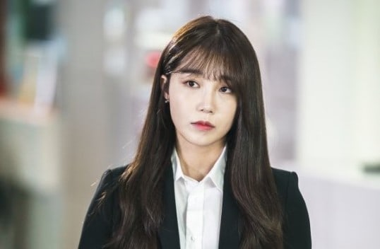 "Jung Eun Ji Looks Back On ""Untouchable"" And Her First Prosecutor Role"