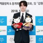 Lee Dong Wook Appointed As An Honorary Ambassador For 2018 PyeongChang Winter Olympics