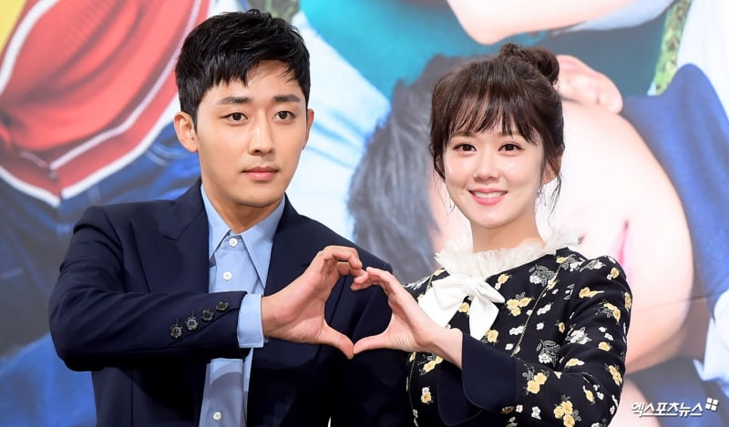 "Jang Nara Shares Stories About Her Kiss Scene With Son Ho Jun In ""Go Back Couple"""