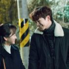 "2PM's Junho And Won Jin Ah Go On A Winter Date In ""Just Between Lovers"" Stills"