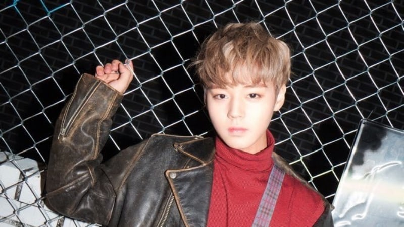 Wanna One's Park Ji Hoon Tops List Of 20-Year-Old Celebrities That People Are Most Looking Forward To