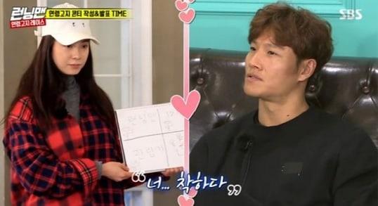 Kim jong kook dating song ji hyo