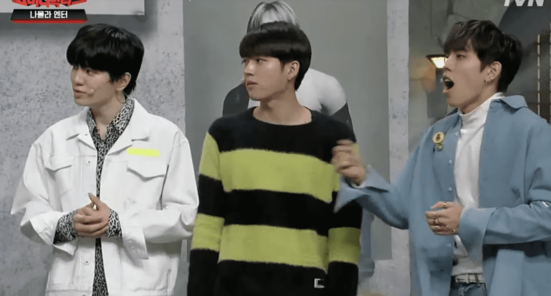 "Watch: INFINITE Attempts To Dance ""Tell Me"" More Than Twice As Fast On ""Comedy Big League"""