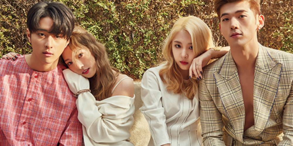 Refreshingly Different: 6 Things To Love About Co-Ed Group KARD