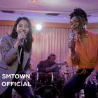 "Watch: SM STATION Drops Teaser For BoA X Siedah Garrett's ""Man In The Mirror"""