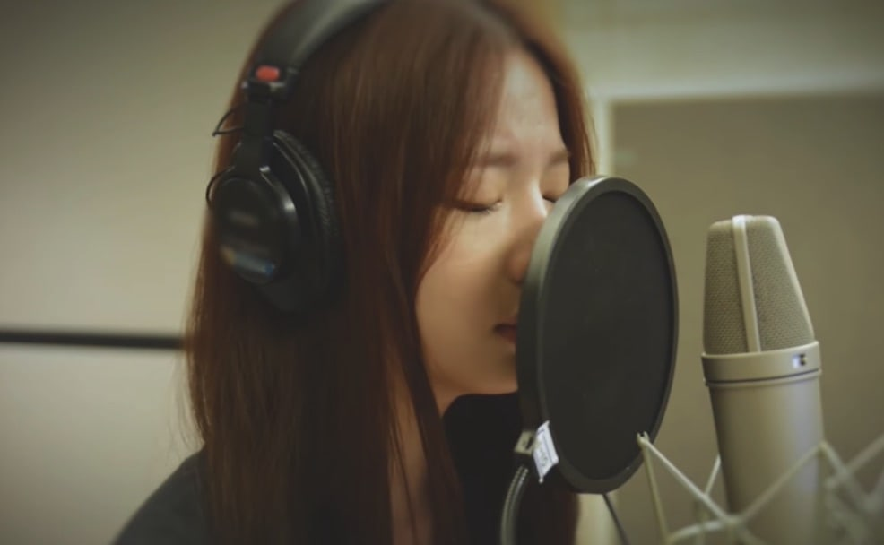 """Watch: EXID's Solji Releases Remastered Solo Track """"Dreamer"""" For Re:flower Project"""