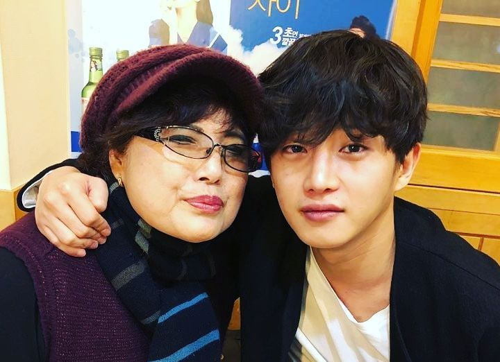 Kim Min Suk's Love For His Grandmother Is Just Plain Adorable