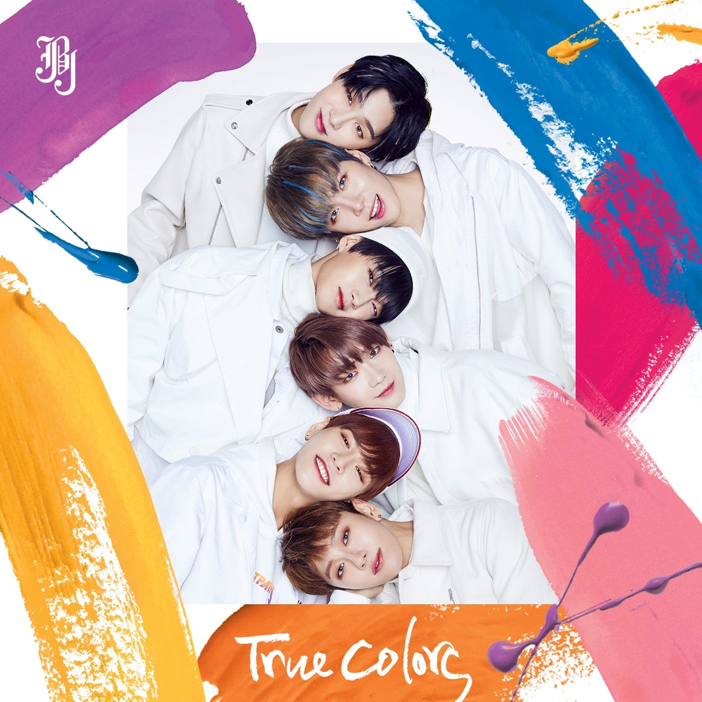"Update: JBJ Drops Album Cover For ""True Colors"""