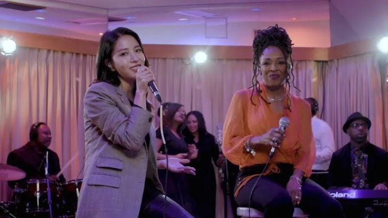 "Watch: BoA And Siedah Garrett Impress With Live Performance Of Michael Jackson's ""Man In The Mirror"""