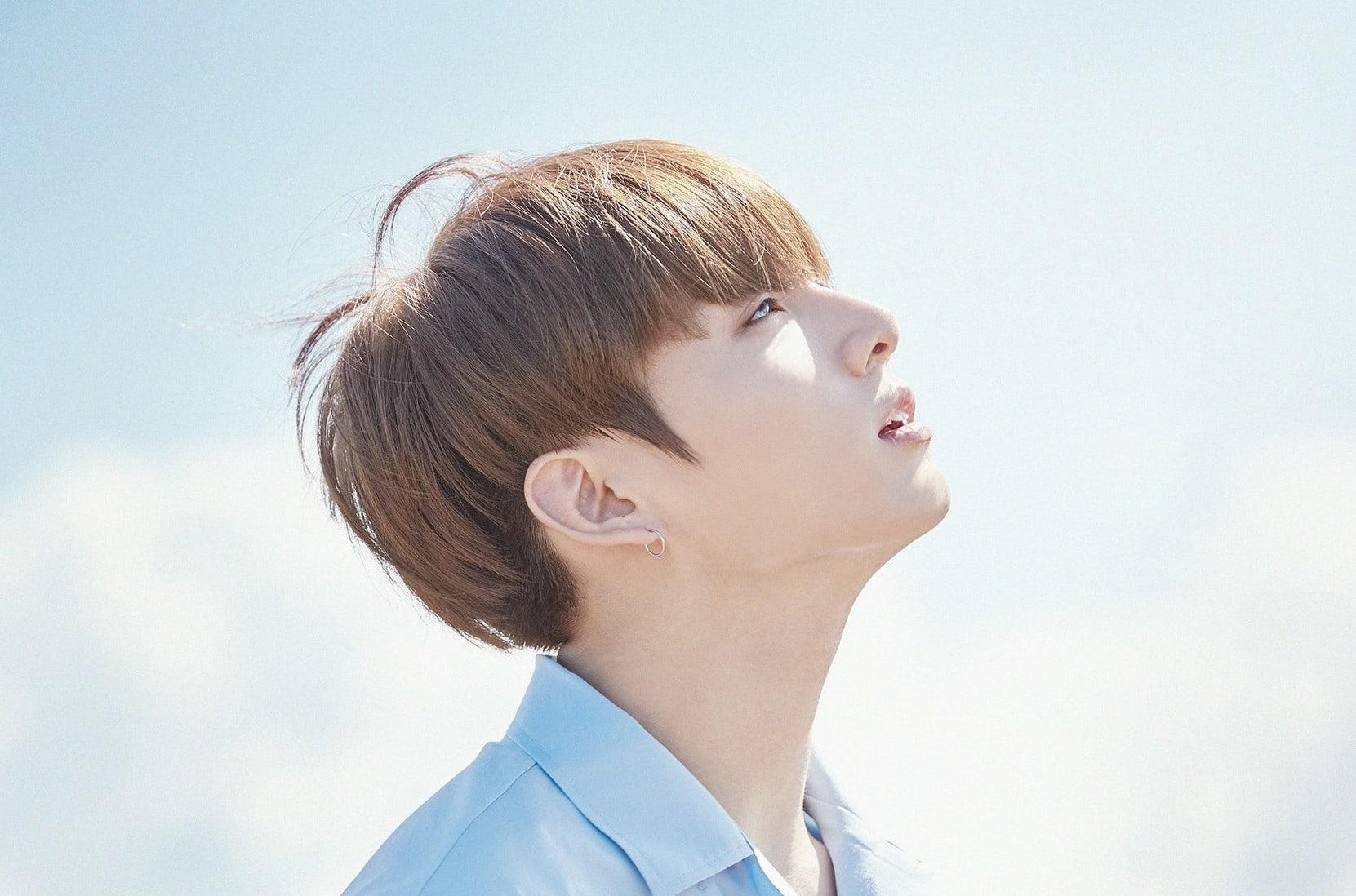 "Listen: BTS's Jungkook Shares Beautiful Cover Of Lee Hi's ""Breathe"""