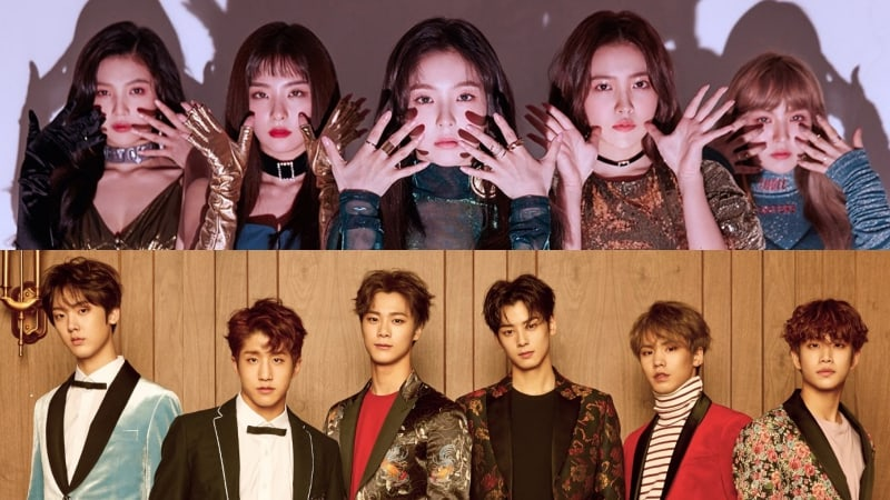 """Red Velvet And ASTRO To Perform On Upcoming Episode Of """"Sugar Man 2"""""""