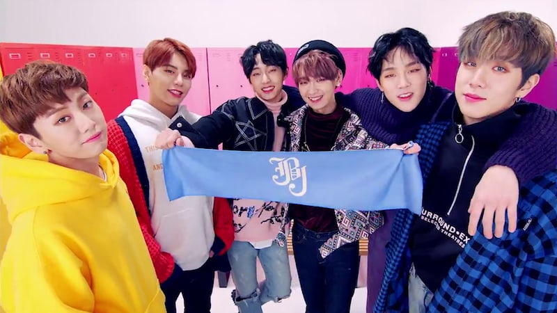 "Watch: JBJ Makes Colorful Return With MV For ""My Flower"""