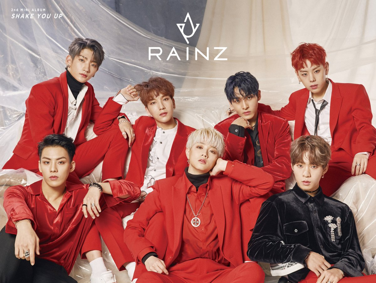 "Update: RAINZ Drops Preview For All The Tracks Included In ""Shake You Up"""