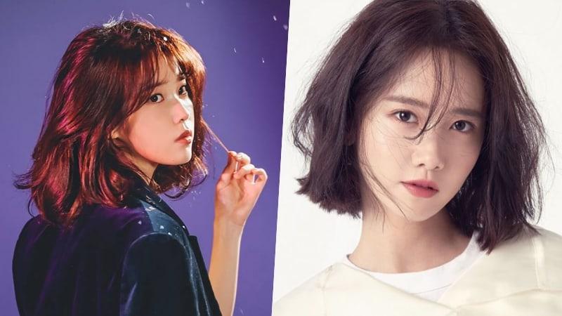 "IU Sends Sweet Message To Her ""Hyori's Homestay"" Successor YoonA"