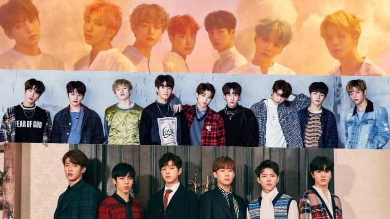 BTS, Stray Kids, INFINITE, And More Rank High On Billboard's World Albums Chart