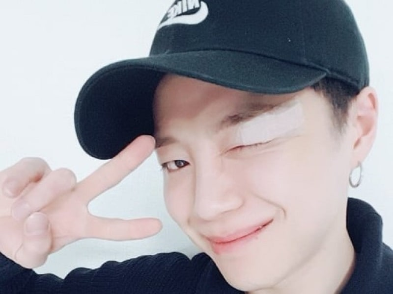 """BIGFLO's Euijin Reassures Fans After Injury From """"The Unit"""" Practice"""