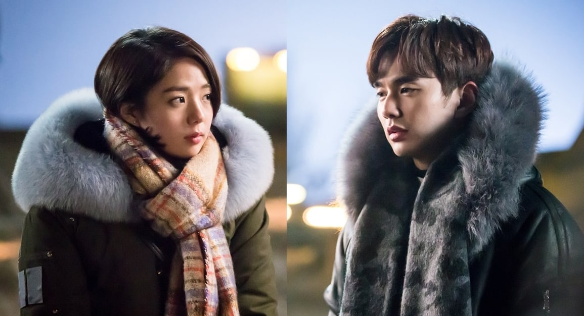 "Chae Soo Bin And Yoo Seung Ho Rekindle Their Romance On ""I Am Not a Robot"""