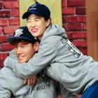 """""""Running Man"""" PD Comments On Possibility Of Romance Between Kim Jong Kook And Song Ji Hyo"""