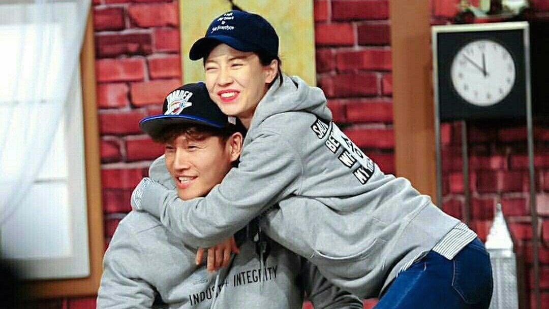 Kim jong kook suka song ji hyo dating