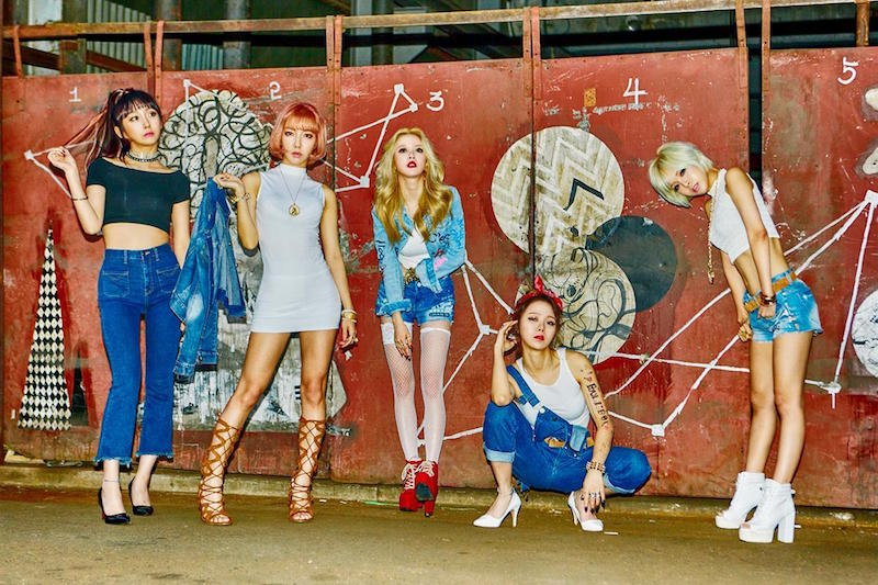 Girl Group Bulldok Officially Disbands