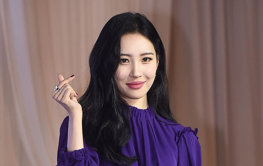 """Sunmi Names The Most Memorable Parody Of """"Gashina"""" For Her"""