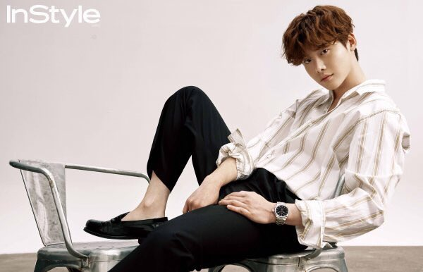 Lee Jong Suk Picks A Drama Line He Thinks Would Be Perfect For Valentine's Day