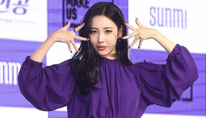 """Sunmi Shares Her Goals For """"Heroine"""" And How The Song Ties In With Her Past Releases"""