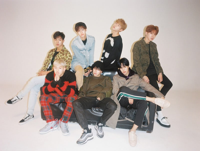 MONSTA X To Headline HSBC Women's World Championship Music Festival 2018