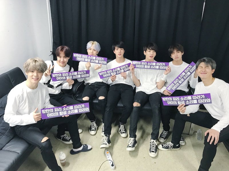 BTS Talks About Resting, Their Group Chat, And Funniest Member