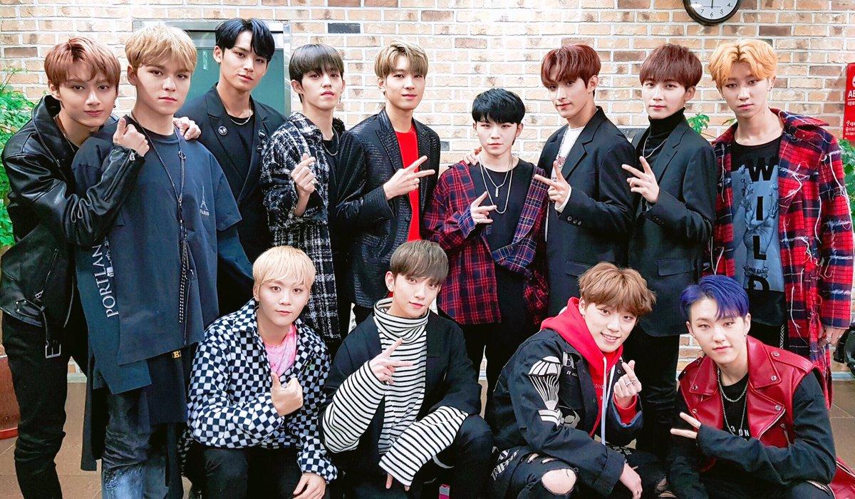 Résultats de recherche d'images pour «seventeen comeback»